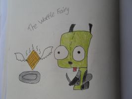 The waffle Fairy by Taco-Cheese-Dog