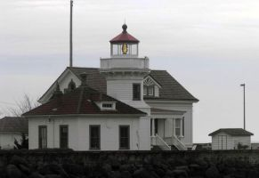 Mukilteo Lighthouse I by Photos-By-Michelle