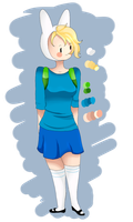 Fionna's colours. by bhe-z