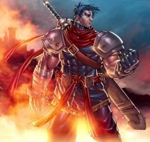 BATTLE CHASERS: Garrison by Summerset