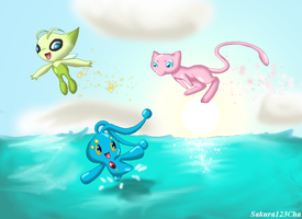Ocean Fun by Sakura123Cha
