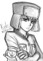 Kyle Broflovski by DaMaYaFantasy