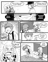 Harvest Moon - Nightmare the sequel by AngelCou
