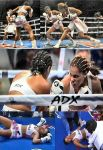 Ava Knight KO Arely Mucino by bx2000b