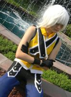Riku down to earth by SukerForTheCardGames