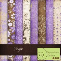 Megan-paper street designs by paperstreetdesigns