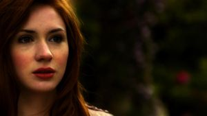 Amy Pond by grey-green-slytherin