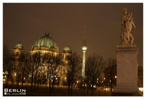 + berlin cathedral. by tomson