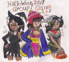 Halloween 2011: Group 1 by gilster262