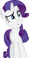 Rarity - Whaaaaa? by Firestorm-CAN