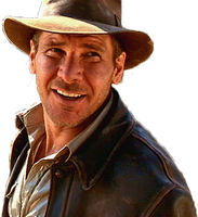 Indiana Jones PNG. 3 by ENT2PRI9SE