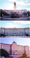 Royal Palace - Madrid (Spain) by Kaoyux