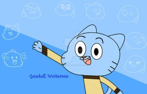 Gumball by CartoonDude95