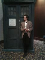 TARDIS at Dragon*Con3 by CptTroyHandsome