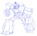 .:All hail Megatron:. by JACKSPICERCHASE