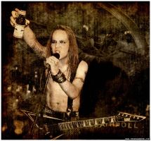 Alexi Laiho 2nd Version by Nelhemyah