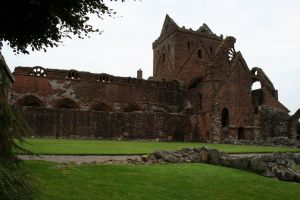 Sweetheart Abbey 4 by GothicBohemianStock