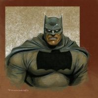 Batman Townsend by SpicerColor