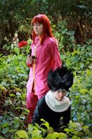 Yu Yu Hakusho by electric-lady