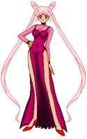 Wicked Lady Negamoon by PlanetXiN