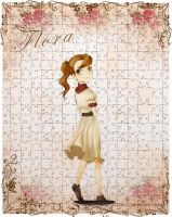Flora Reinhold by MaDe-WhIt-LoVe