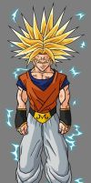 Majin Super Trunks by hsvhrt