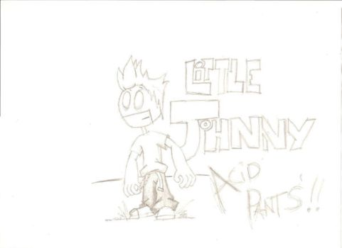 Little Johnny Acid Pants by made-in-87