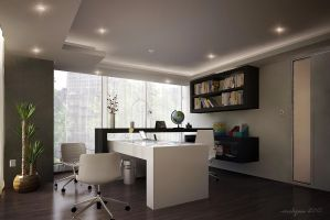 Office 1 by ARCHJUN