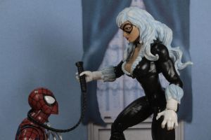 Fifty More Shades of Black Cat by GhostLord89