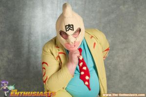 Cosplay: Kinnikuman, Take 1 by BigAl2k6