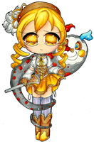Mami Tomoe by KaiPri