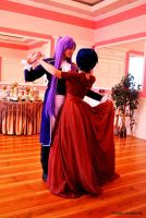 Kaito...dance with me! by ZaxCosplay