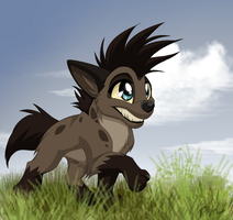2011 08 22 my little kourukon1 by Pain-hyena