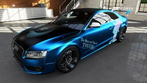 Great and Powerful Audi RS5 by Crystal-Eclair