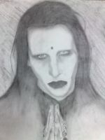 Marilyn Manson by XkrkX