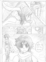 ::Sol Comic Pg 14:: by ChibixGunner
