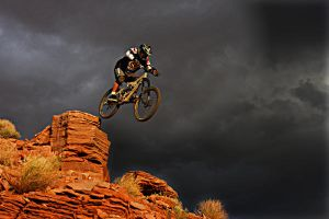 Moab Downhill 3 by bennance