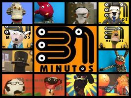 31 minutos! by slashwriter