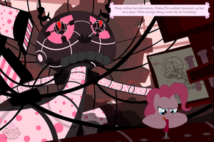 Ballad of Mecha Pinkie Pie 07 by FlamingoRich
