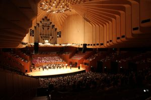 Sydney Opera House Grand Concert Hall Pipe Organ by Reptilesrul