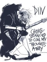 Diiv by bleueapple