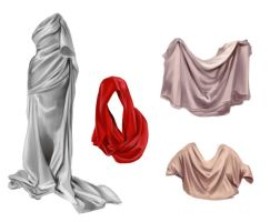 Fabrics Study - Daily Practice by Olooriel