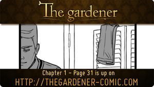 The gardener - CH01P31 by Marc-G