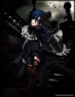 Ciel .:pursuing the end:. by Feicoon