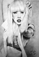 Lady Gaga by Liere
