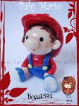 Baby Mario by Beca1591
