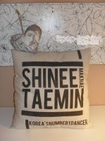Taemin pillow case DANCER by Marxx16