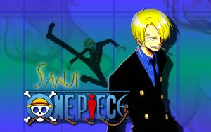 Sanji Wallpaper by KaylaHawK