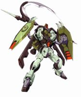 GAT-X252 Forbidden Gundam by jesualdo