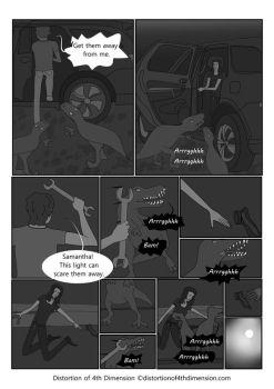 Distortion of 4th Dimension - Page 16 Chapter 3 by Oksana007